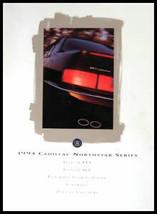 1994 Cadillac Northstar Prestige Brochure, Eldorado - $8.40