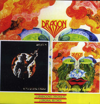 Dragon – Universal Radio / Scented Gardens For The Blind CD - $19.99