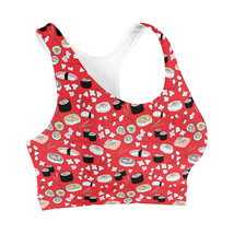 Sushi Cherry Blossom Sports Bra - $39.99+