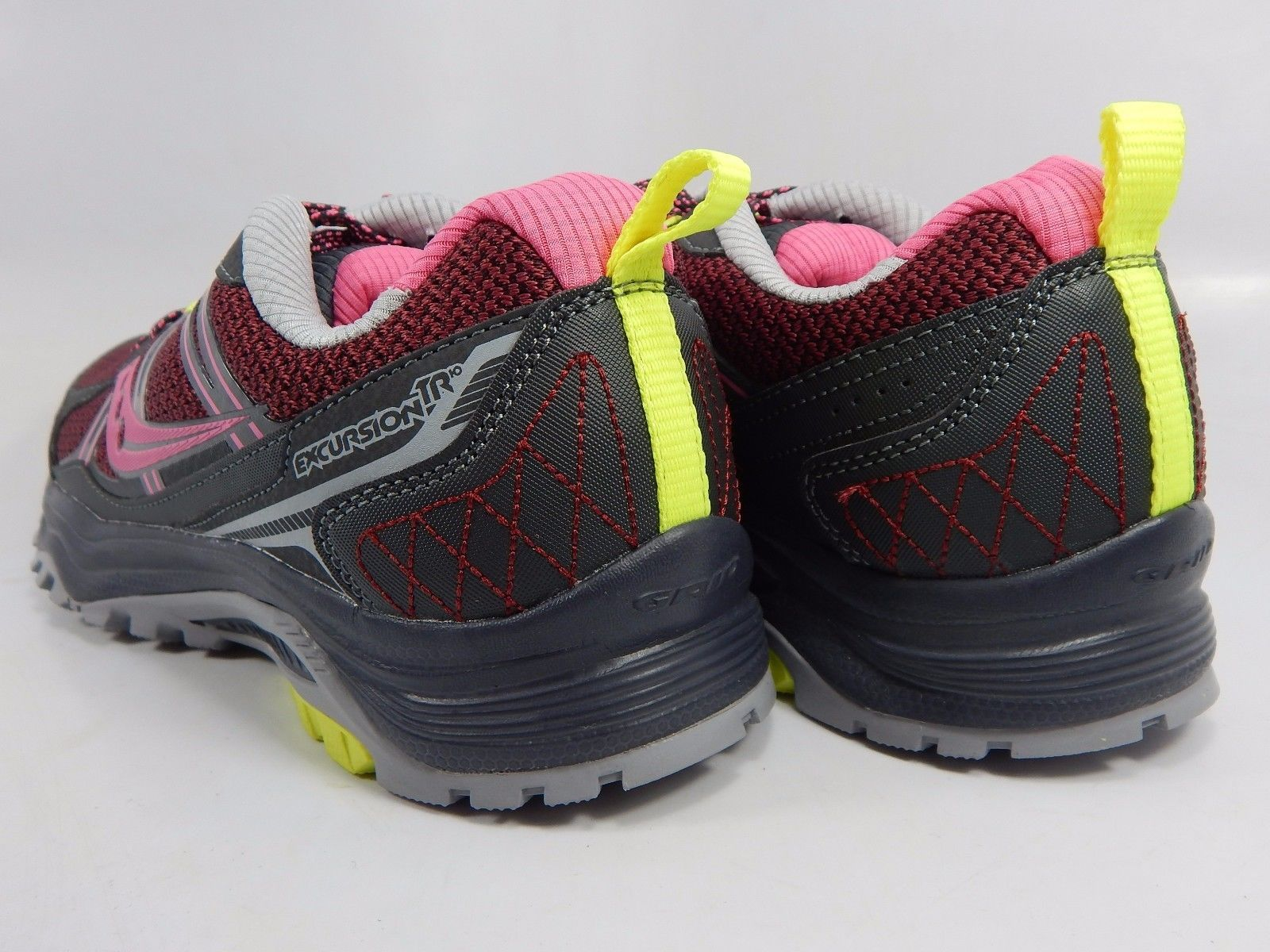 Saucony Excursion TR 10 Women's Running Shoes Sz US 7 M (B) EU 38 Pink S15301-3