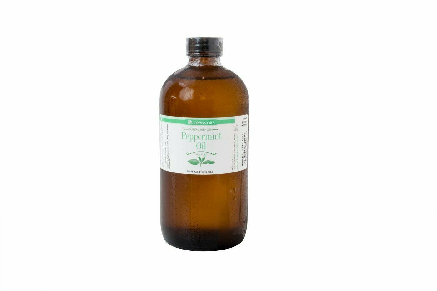 Lorann Oil Natural Peppermint Super Strength Flavor Oil - 16oz - $95.04