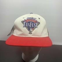 PHILADELPHIA PHILLIES ALL STAR FAN FEST VINTAGE 1996 STARTER MLB SNAPBAC... - $39.58