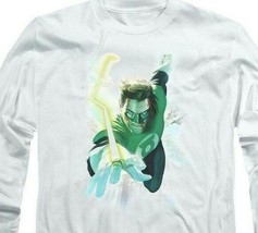 DC Comics Green Lantern superhero Retro long sleeve adult graphic t-shirt GL389 image 2