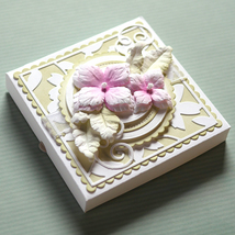 Pizza Box Die Set. Elizabeth Craft Designs