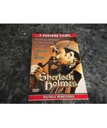 Sherlock Holmes & The Secret Weapon & Women in Green (DVD) - $2.99