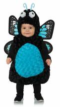 Underwraps Bauch Babys Schmetterling Blau Kleinkinder Halloween Kostüm 2... - £25.74 GBP