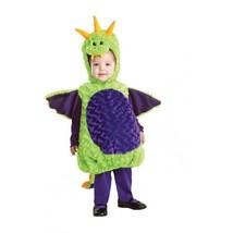 Underwraps Bauch Babys Drachen Plüsch Mythisch Kleinkinder Halloween Kostüm - $29.38