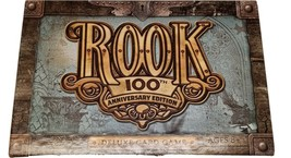 Rook 100th Anniversary Edition Deluxe Card Game Hasbro 2006 Complete   QUALITY - $21.28