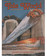 Tole World OCTOBER 1981 Devoted to the Fine Art of Tole & Decorative Pai... - $2.50