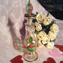 Hand Painted Perfume Bottles - $24.00