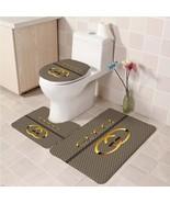 Hot Sale Gucci434 Toilet Set Anti Slip Good For Decoration Your Bathroom  - $20.09
