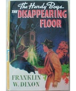 Hardy Boys The Disappearing Floor 1940A-1 1st Print recreated dust jacke... - $58.00
