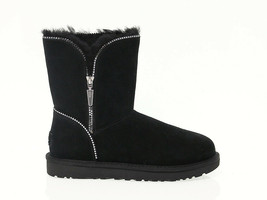 Ankle boot UGG AUSTRALIA 3165 in black suede leather - Women's Shoes - $235.98