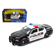 2006 Dodge Charger R/T Highway Patrol With Stock Wheels 1/24 Diecast Mod... - $49.05