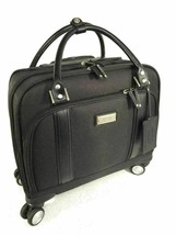 Samsonite Carry On Rolling Luggage Spinner Four Double Wheels Telescope Handle - $59.39