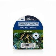 Yankee Candle Mistletoe Wax Melts (6) Six - $18.00