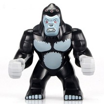 Gorilla Grodd DC Comics The Flash Lego Minifigures Block Toy Gift - $3.99