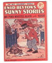 THE Best Children's Weekly ENID BLYTON'S SUNNY STORIES June 6th, 1941  1... - $17.61