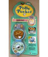 Vintage Polly Pocket Jewel Princess Undersea World New Sealed 1992 Blue ... - $149.99