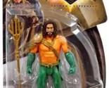 """DC Comics Batman V Superman Battle Ready Aquaman 6"""" Action Figure New"""