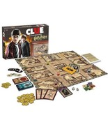 CLUE-BOARD-GAME-HARRY-POTTER-MOVIE-COLLECTIBLE-TOY-MYSTERY-WITCHCRAFT-WI... - $49.45