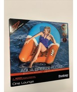 "New Hydro-Force Inflatable Aqua Breeze Float Lounge Raft Pool Toy 61.5"" - $32.71"