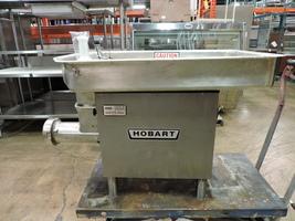 Hobart 4732 Commercial Meat Grinder, #32, 200 V, 3 Phase, 3HP - Used - $3,895.00