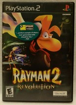 Rayman 2: Revolution (PlayStation 2, PS2 2001) COMPLETE! - $19.78