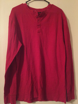 Men's 2xl have thermal red ras789 - $14.84