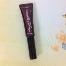 Loreal Infallible Paints Metallics Lip Color #334 Smoldering Eclipse Expired  - $3.25