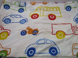 Ikea Twin Duvet Cover Vitaminer Bil Car Bus Mot... - $24.01