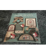 Santa & Co. by Family Line Inc Leisure Arts Leaflet 507 - $8.99