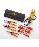 Fluke T-6 Tester + Hand Tool Starter Kit Bundle - $509.29