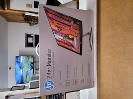 "HP 24ec 24"" IPS Full HD Computer Monitor (HDMI, VGA) - 1LU21AA_ABA - $141.83"