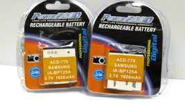 ACD-779 Samsung IA-BP125A 3.7V 1600MAH Rechargeable Battery - $29.39