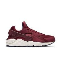 513f6cac39c2f Nike Mens Air Huarache Sneakers Team Red Team Red-Navy-Sail 318429-