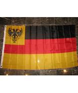 3x5 German 1815-1866 Confederation 1848-1866 Deutscher Bund Flag 3'x5' - $18.00
