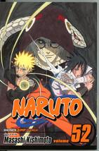 Naruto 52 Cell Seven Reunion Masashi Kishimoto Manga Graphic Novel Shone... - $5.00