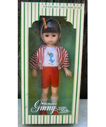 Vogue Ginny Poseable Doll Red Stripe Shorts Set in Original Box - $24.99
