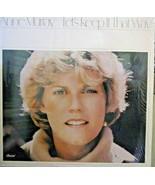 Anne Murray-Let's Keep It That Way-LP-1978-NM/NM - $9.90