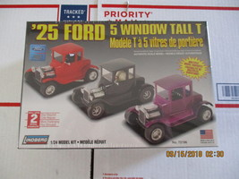 Lindberg 1925 Ford 5 Window Tall T 1/24 scale - $17.99