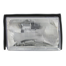 United Pacific Headlight Assembly R/H For 1987-93 Ford Mustang, Model 11... - $137.09