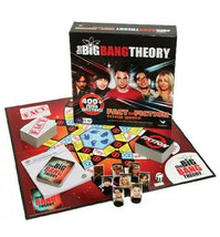 The Big Bang Theory Trivia Board Game 400+ Questions! NEW + SHIPS FAST! - $21.25