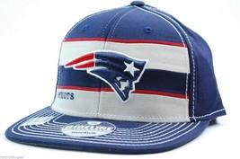 New England Patriots Reebok NFL Football Scrimmage Flatbill Cap Hat - $22.95