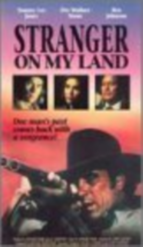 Stranger on My Land Vhs