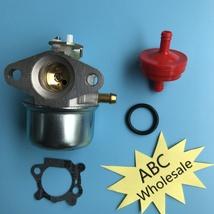 Carburetor Carb For BRIGGS & STRATTON 121 122 123 125 Rotary 14112 Orego... - $11.17