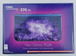 """New"" Nintendo 3DS XL New Galaxy Style Edition Console [Brand New!] ULTRA RARE - $890.97"