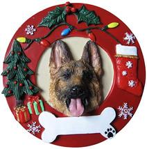 E&S Pets German Shepherd Personalized Christmas Ornament - $27.55