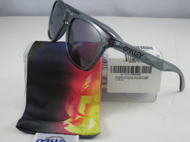 Oakley FROGSKINS Limited Edition Acid Black w/Grey 24-253 - $214.59