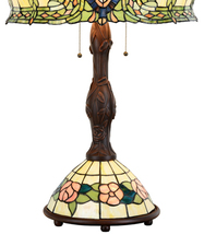 Tiffany Style Conservatory Table Lamp 15096  image 3